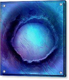 Entrance To The Cave Acrylic Print by Gun Legler