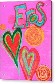Eros Acrylic Print