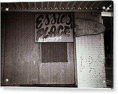 Essie's Place Acrylic Print