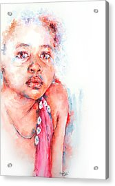 Eternal Dream Acrylic Print by Stephie Butler