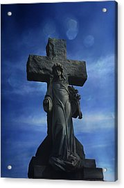 Acrylic Print featuring the photograph Eternal Hope by Robin Dickinson