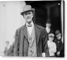 Eugene Debs 1855-1926 In 1912. He Acrylic Print by Everett