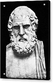 Euripides Acrylic Print by Granger