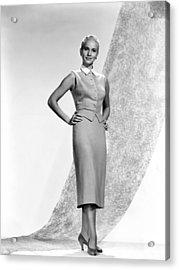 Eva Marie Saint, 1956 Acrylic Print by Everett