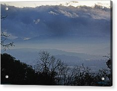 Evening At Grants Pass Acrylic Print by Mick Anderson
