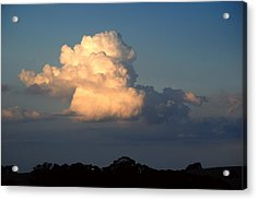 Evening Clouds 2 Acrylic Print
