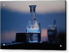 Evening Drinks II Acrylic Print by Dickon Thompson