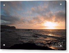 Evening On The Straits Acrylic Print