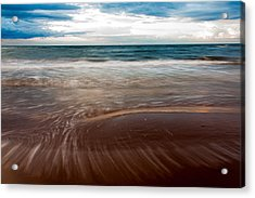 Evening Tide Acrylic Print by Matt Dobson