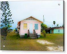 Everglades City Eye Candy Acrylic Print