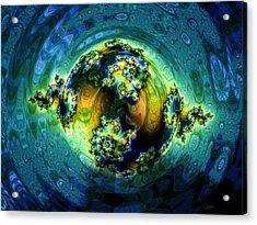 Expanding World Acrylic Print