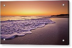 Acrylic Print featuring the photograph Expanse4 by Ryan Weddle