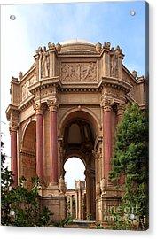 Exploratorium San Francisco Acrylic Print
