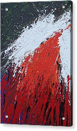 Explosion 1 Acrylic Print by Brian Rock