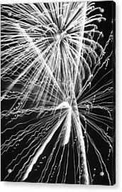 Explosions For Sovereignty And Liberty Acrylic Print