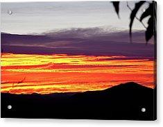 Extreme Sunrise Acrylic Print