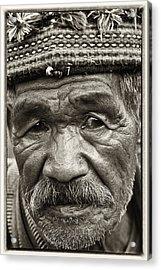 Eyes Of Soul Acrylic Print by Skip Nall