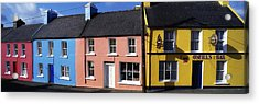 Eyries Village, West Cork, Ireland Acrylic Print by The Irish Image Collection