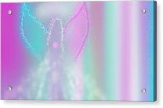 Fairy Grace Acrylic Print by Rosana Ortiz