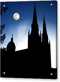 Acrylic Print featuring the photograph Faith by Raymond Earley
