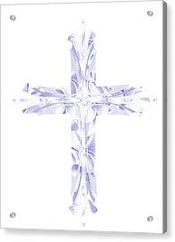 Faith Acrylic Print by Zachary Sullivan