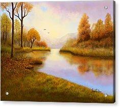 Fall Ambrosia Acrylic Print
