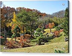 Fall Colors Acrylic Print by Denise Ellis