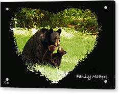Family Matters Acrylic Print
