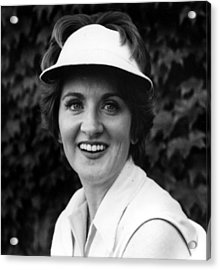 Fannie Flagg, Publicity Photo For Stay Acrylic Print by Everett
