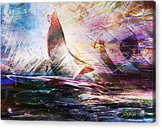 Faster Acrylic Print