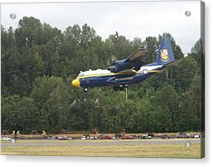 Fat Albert Acrylic Print by Jerry Cahill