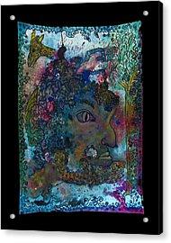 Faun - Nature Spirit Acrylic Print