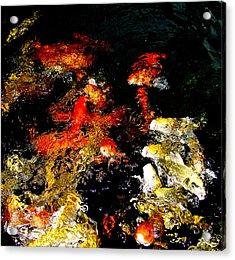 Feasting Dance Acrylic Print