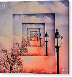 Feedback Acrylic Print