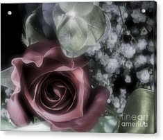 Acrylic Print featuring the photograph Feel My Breath by Janie Johnson