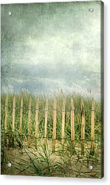Fence Acrylic Print by Joana Kruse
