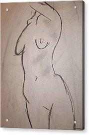 Figure Acrylic Print