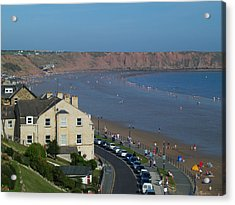 Filey Acrylic Print