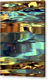 Final 1st Panel Acrylic Print by Dale   Ford