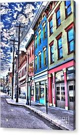 Findlay Market 1 Acrylic Print