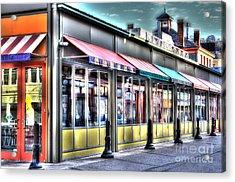 Findlay Market 2 Acrylic Print
