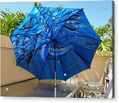 Fine Art Umbrella Acrylic Print