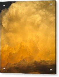 Fire In The Sky Fsp Acrylic Print