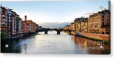 Firenze - Italia Acrylic Print