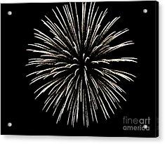 Firework 2 Acrylic Print