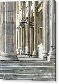 First Bank Of The United States Acrylic Print by John Greim