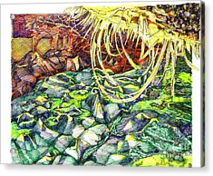 First World Acrylic Print by Richard Stratford