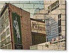 Fitzgerald Theater St. Paul Minnesota Acrylic Print