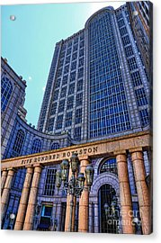 Five Hundred Boylston - Boston Architecture Acrylic Print