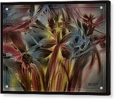 Fivepetalscomp 2010 Acrylic Print